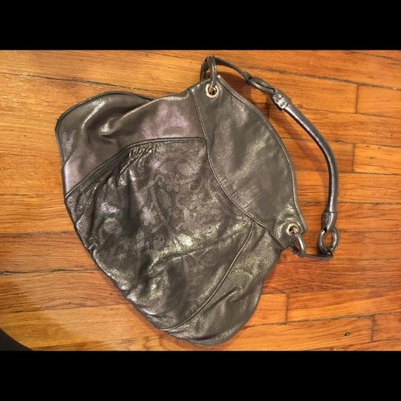 david & scotti Handbags - David & Scotti metallic bag